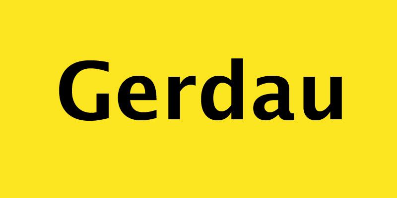 """""""Armes Gerdau..."""" Teil II"""