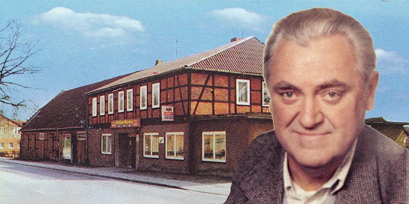 """Nachruf. Zum Tod von Alfred Behrens (""""Schmedske"""")"""