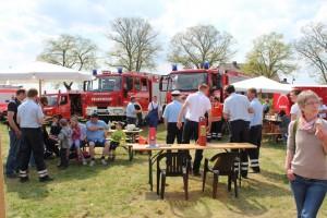 Stand der Freiwilligen Feuerwehr Suderburg