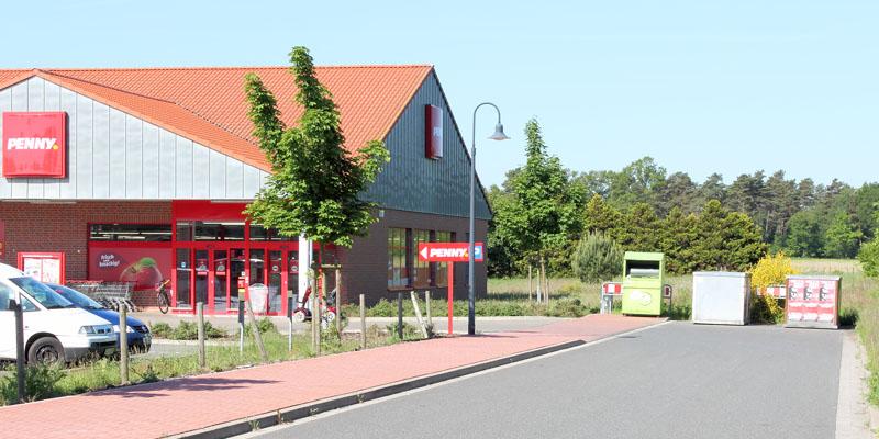 Suderburg: Glascontainer umgesetzt