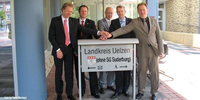 Suderburg gehört nicht mehr zum Landkreis Uelzen!