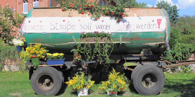 Gerdau: Kunst am Schrott...