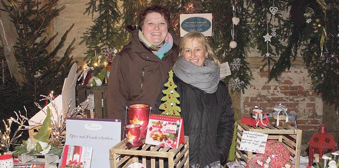Suderburger Weihnachtsmarkt 2013