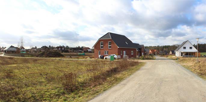 Ausbau Tannrähmsring in Suderburg