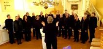 St.Remigius-Chor in St.Marien Uelzen