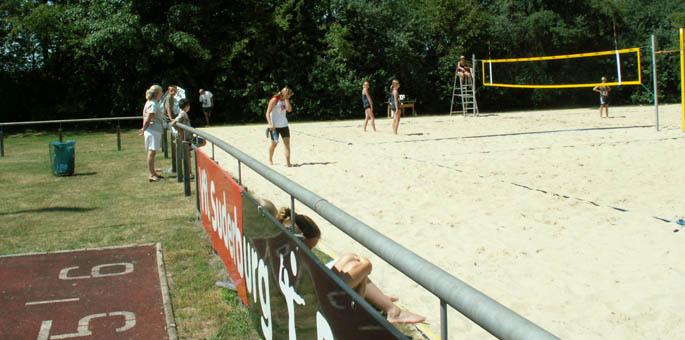 Bauausschuss II: Sportzentrum Suderburg