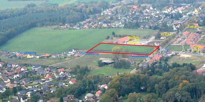 Frühzeitige Öffentlichkeitsbeteiligung in Suderburg