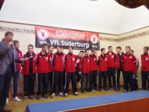 VfL-erfolgreiche U17-Fussballer