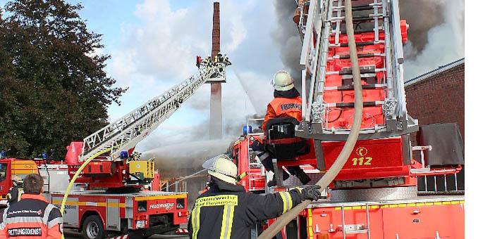 Drehleiterfahrzeug für die Freiwillige Feuerwehr Suderburg