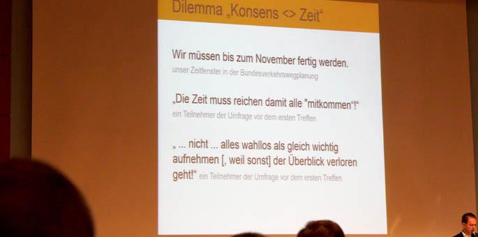 4. Dialogforum: Entscheidungsfindung im Konsensnebel