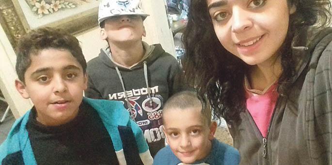 Alleine und völlig auf sich selbst angewiesen: Vier Kinder im Krieg