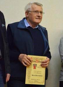 65 Jahre im VfL - Bernd Peiser