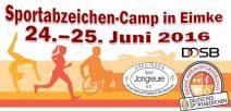 Sportabzeichen-Camp in Eimke