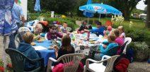 Fröhliches Kinderfest im Sommerbad Stadensen