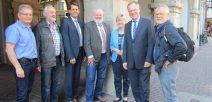 SPD-Kreistagsfraktion Uelzen im Gespräche mit der Landesregierung