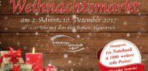 Weihnachtsmarkt in Suderburg