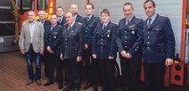Jahreshauptversammlung Freiwillige Feuerwehr Gerdau