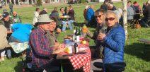 Fröhlichess Picknick und Schabernack zum 1. Mai…