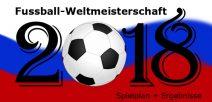 Spielplan/Ergebnisse Fussball-WM 2018