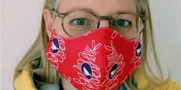 Atemschutzmaske selber nähen mit Filter