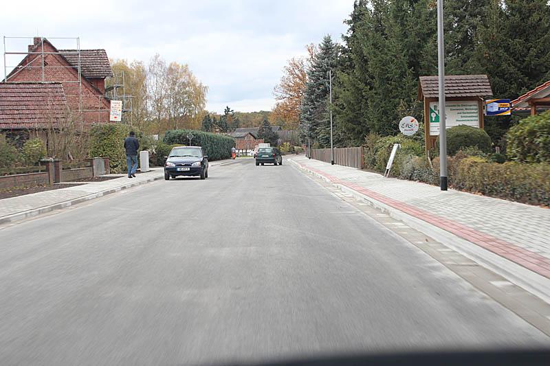 Freie Fahrt in Suderburg