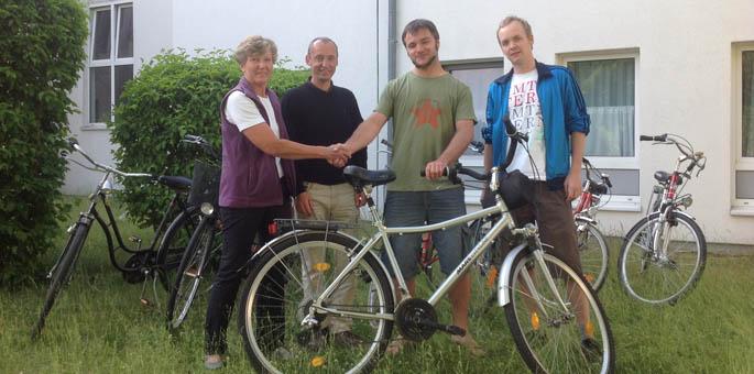Fahrräder to go! Mobilität für Studenten in Suderburg