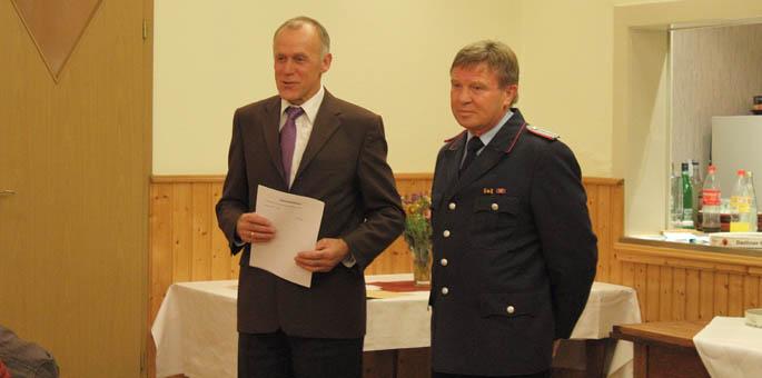 Führungswechsel bei der Freiwilligen Feuerwehr Böddenstedt