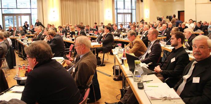 2. Dialogforum geplatzt
