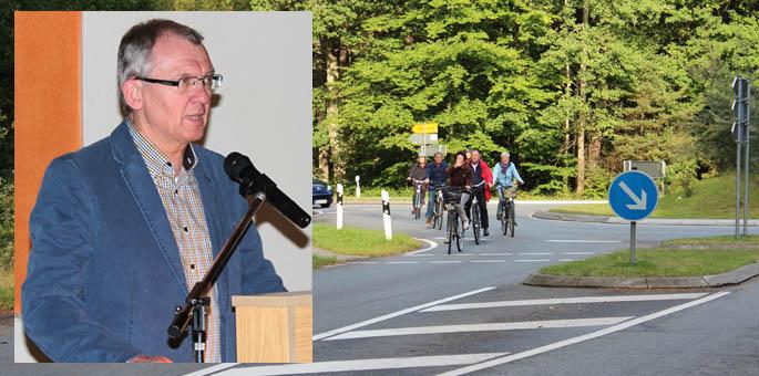 Torpediert Wrestedter Verwaltungschef den Radweg Stadensen-B4?